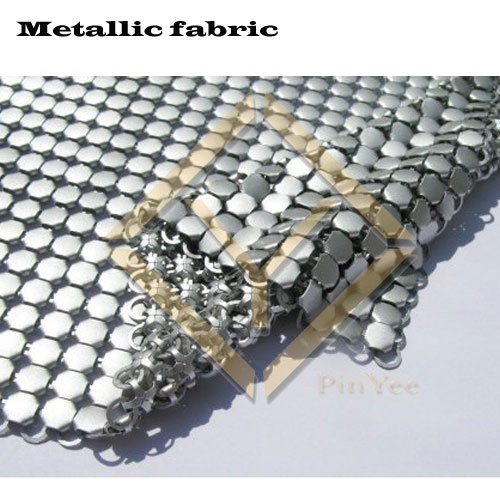 Metallic Fabric/Cloth