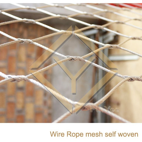 wire rope mesh