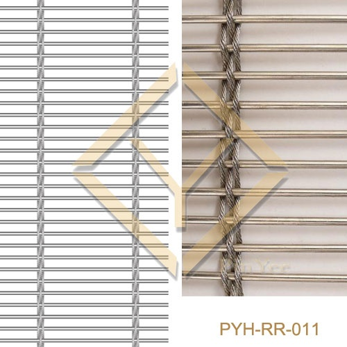 Curtain Wall Architectural Woven Mesh