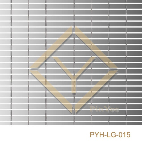 sandwich glass metal mesh