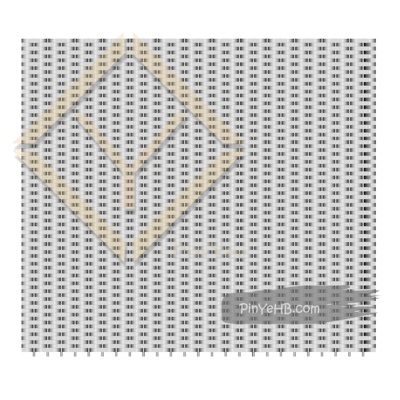 interior surface covering woven metal mesh detail specifications