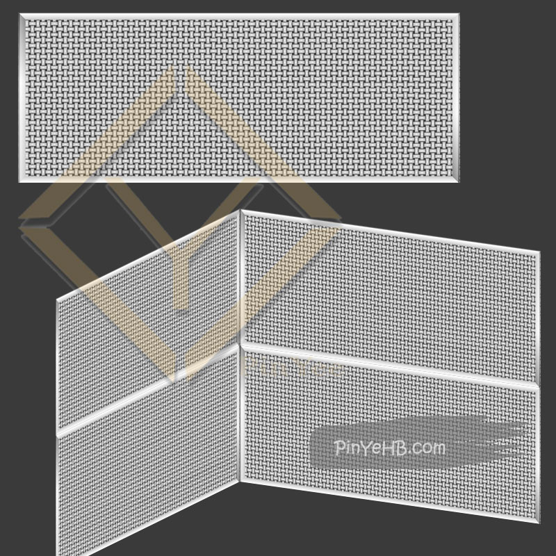 Here you can learn how ti installation the mesh dividers in your home