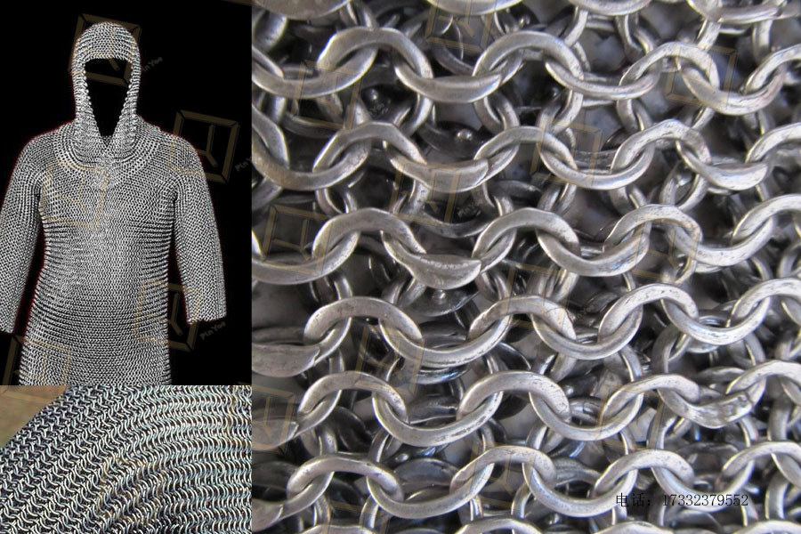 chainmail mesh connect way