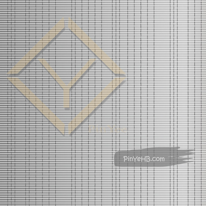 silver sandwich glass mesh